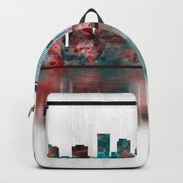 Guadalajara Mexico Skyline Backpack