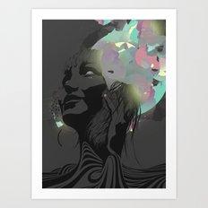 HTHR Art Print