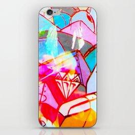 Graffitious iPhone Skin