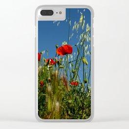 Summerfeeling Clear iPhone Case