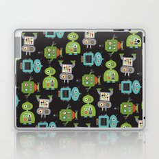 Robot Life Laptop & iPad Skin
