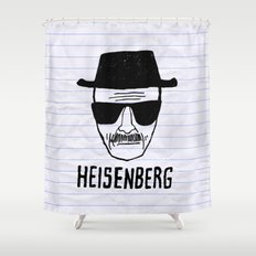 HeisenBerg Shower Curtain