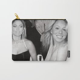 FEUD: Mariah and Jlo Carry-All Pouch