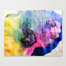 The Colour Game Canvas Print
