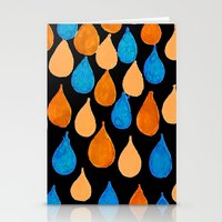 baloon Stationery Cards featuring Baloon 2 by kartalpaf