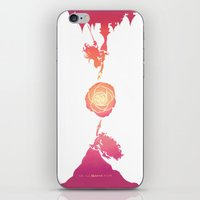 utena iPhone & iPod Skins featuring Even If The Two Of Us Are Torn Apart by Yoccu