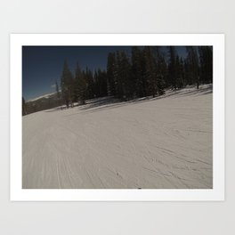 Breckenridge Art Print