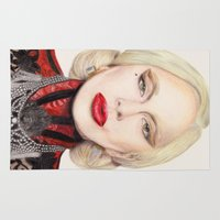 ahs Area & Throw Rugs featuring The Countess by Share_Shop
