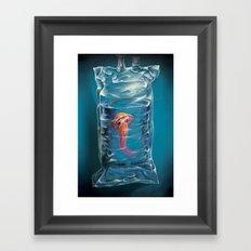 Dangerous Medicine Framed Art Print