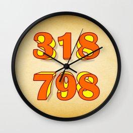 Grabovoi 318798 Wall Clock