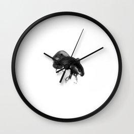 Jelly Love White Wall Clock
