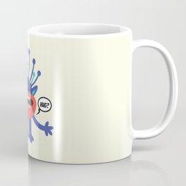 Hug? - Every creature needs love #010 Coffee Mug