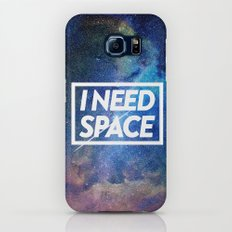 I need space Galaxy S6 Slim Case