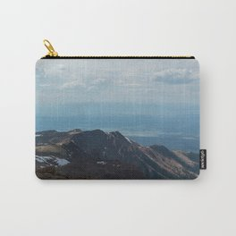 Pikes Peak, Colorado Carry-All Pouch