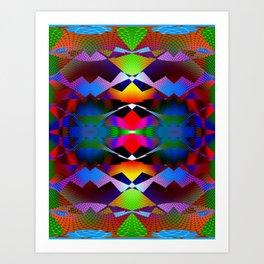 Noetic Vision Art Print