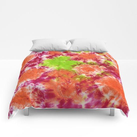 Mango Mushrooms Comforters