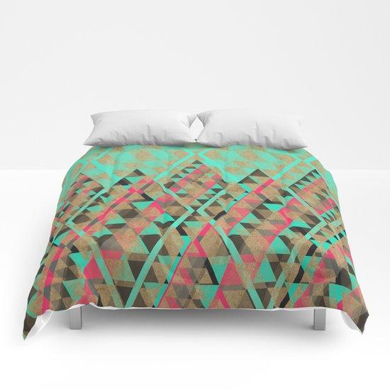 Tribal VII Comforters