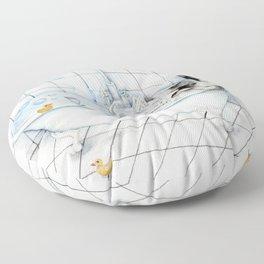 DO NOT DISTURB 2 Floor Pillow