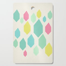 Diamond Shower II Cutting Board
