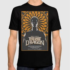 The Last Dragon LARGE Mens Fitted Tee Black
