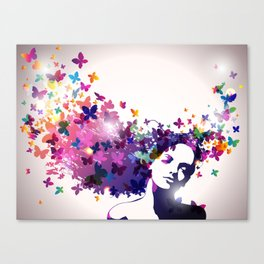 """Mind Blown"" Canvas Print"