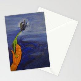 Let it Flourish Stationery Cards