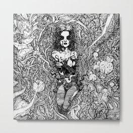 Dasha Metal Print