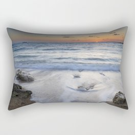 Atlantic Ocean. Rectangular Pillow