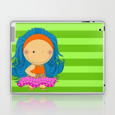 Happy Tuesday! - Fun, sweet, unique, creative and colorful, original,digital children illustration Laptop & iPad Skin