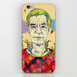 Timothy Leary iPhone Skin