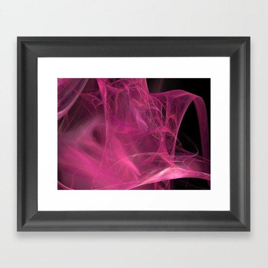 Rythm of my Heart Framed Art Print