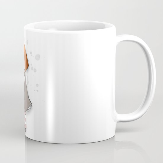 Robot Love Coffee Mug