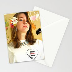 T Shirt Promo Stationery Cards