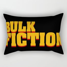Bulk Fiction Rectangular Pillow
