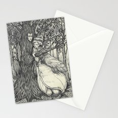 The Princess and her Tree Stationery Cards
