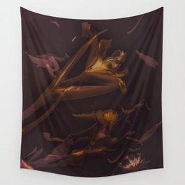 Lumen Flower Wall Tapestry