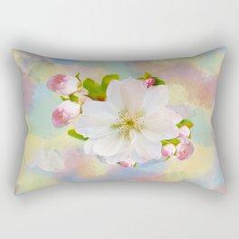 watercolor mood Rectangular Pillow