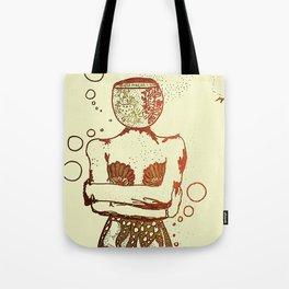 Phish Head Tote Bag
