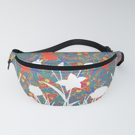 Happy spring holiday Fanny Pack