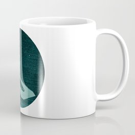 A door through space Coffee Mug