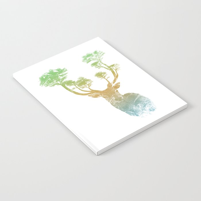 Summer Stag Notebook
