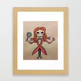 Jacky? Framed Art Print