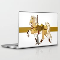 fili Laptop & iPad Skins featuring Fili by MarieJacquelyn