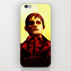 Barnabas Collins iPhone & iPod Skin