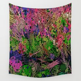 :: Paradise :: Wall Tapestry