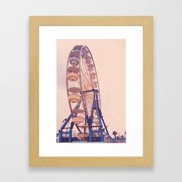 Amusement Framed Art Print
