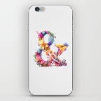 mushrooms iPhone & iPod Skins featuring Mushrooms & by Sasha Vinogradova