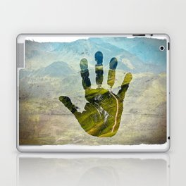Hand Print Laptop & iPad Skin