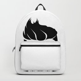 Crypto Nerd Bitcoin Backpack