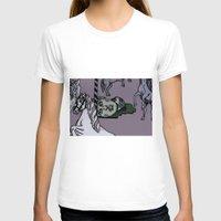 carousel T-shirts featuring Carousel by Barbora Kmetkova